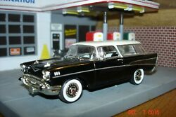 1957 Chevrolet Nomad Station Wagon 143 By Matchbox Nice Detail