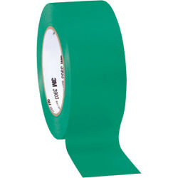 2 X 50 Yds. Green 3mandtrade Duct Tape 6.3 Mil - 240 Pcs
