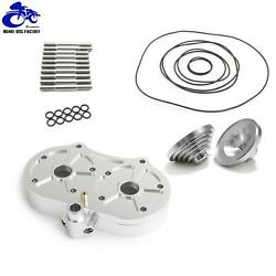 64-66mm For Pro Design Cool Head 20cc Domes O-rings Studs Kit Banshee 350 Yfz350