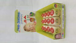 Baby Toy Display With 12 Wooden Bxlxh 1 9/16x1 9/16x2 5/32in New Wooden Box Can