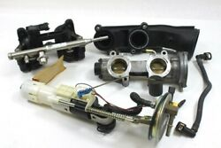 2010 Polaris Sportsman 850 Xp Throttle Body Intake With Fuel Injectors And Pump