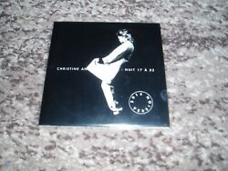 Christine And The Queens Rare Cd Single Promo France Nuit 17 Andagrave 52
