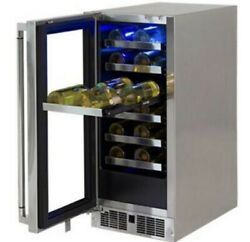 New Lynx Professional Grill Series Out Door Wine Cellar 15 Lm15winel