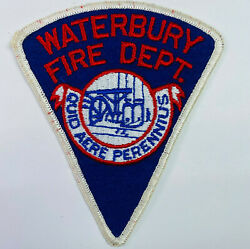 Waterbury Fire Department Connecticut Ct Patch K4