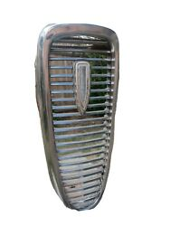 1959 Edsel Ranger Original Used Front Grille And Corral Assembly Nice Condition