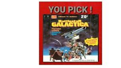 Battlestar Galactica - 1978 Topps Base Cards Nm-mt Pick Yours