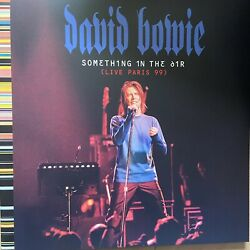 David Bowie Something In The Air Double Vinyl Brilliant Live Adventures Lp Nanddeg5