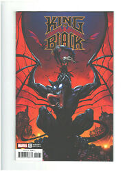 King in Black #1 Iban Coello 1:50 Incentive Dragon Variant 2021 Marvel