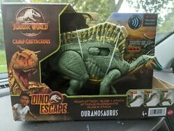 Jurassic World Camp Cretaceous Ouranosaurus New Us Seller In Hand Ships Now