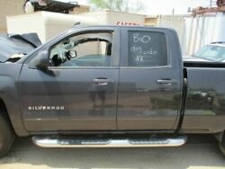 Driver Front Door Classic Style Fits 14-19 Silverado 1500 Pickup 357710