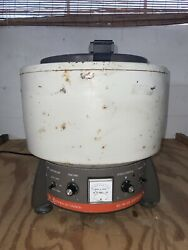 Damon Iec Hn-sii Centrifuge With 215 Rotor And 9 15ml Tubes