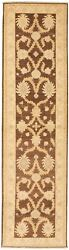 Vintage Hand-knotted Carpet 2and0397 X 9and03910 Traditional Oriental Wool Area Rug