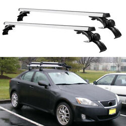For Lexus Gs350 Gs330 Car Roof Rack Cross Bar Luggage Bicycle Carrier Aluminum