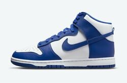 New In Hand Nike Dunk High Game Royal Mens Sizes 10 11.5 7y Dd1399-102 Ds