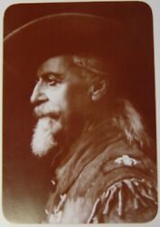 Old West Collectors Series Post Card - Buffalo Bill Cody