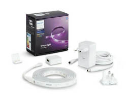 Philips Hue Lightstrip Plus Led-streifen 2 M White And Color Ambiance Bluetooth