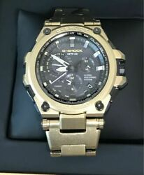 Casio G-shock Mtgg1000rg1ajr 700 Limited Items In The World