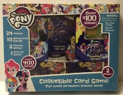 My Little Pony Collectible Card Game Ccg Super Value Box - 24 Booster Packs +