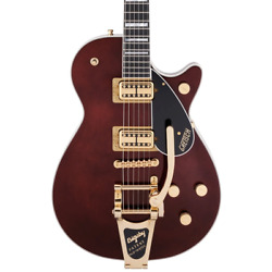 Gretsch G6228tg-pe Players Edition Jet Bt With Bigsby And Gold Hardware - Walnut