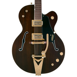 Gretsch G6119tg-62rw-ltd Limited Edition '62 Rosewood Tenny With Bigsby And Gold