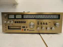 Panasonic Ra-6600 8track Stereo Recorder/receiver Parts Only 4d3-71.bm