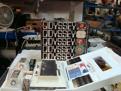 Magnavox Odyssey 1972 Vintage Collectible First Video Game Console Made.