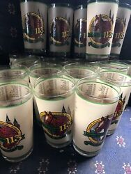 Kentucky Derby 113 1987 Mint Julep Glass 21 Glasses For Price