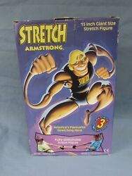 Stretch Armstrong 15 Inch Figure 1993 In Box