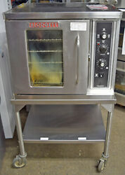 Blodgett Ctb-1 Half Size Electric Single Deck Convection Oven 220v Single Phase