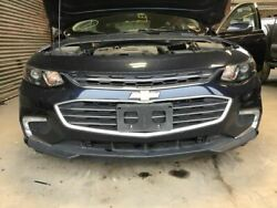 Front Bumper With Led Daytime Running Lamps Opt T7e Fits 17-18 Malibu 3076433