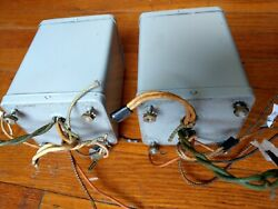 1 Western Electric Ks13821 Power Transformer For 124 And 142 Tube Amplifier Tested