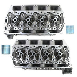 Bc3z6049a Left + Right Side Cylinder Head For Ford 6.7l Diesel F250 Bc3z6049b