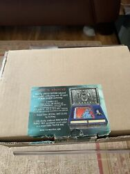 Iron Maiden Eddie's Archive 1st Edition Collector Tin Cd Boxset Release 2002