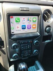 Oem Genuine Ford F150 2013-2014 4andrsquo To 8and039 Sync3 Conversion Upgrade W/carplay Navi