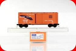N Scale Lowell Smith 6464 Western Pacific Box Car -- Wp 6464-100 - Micro Trains