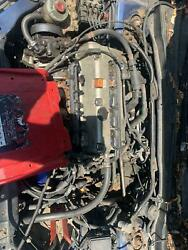 6 Speed Manual Transmission Assy.acura Rsx Type S 02 03 04 2002 2003 2004