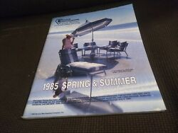 1985 Spring And Summer Service Merchandise Catalog