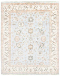 Hand-knotted Carpet 8and0392 X 9and03911 Royal Oushak Traditional Wool Rug