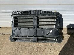 2020 2021 Ford Bronco Radiator Support Fan Ac Condenser Active Air Grill Shutter