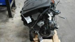 Engine 2016 Pilot 3.5l Fwd And Awd Models With 6 Speed Automatic Trans 3210307