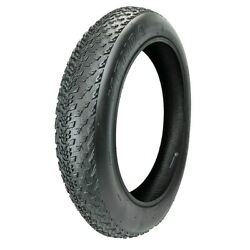 Kenda K1167 20quot;x4.0quot; black wall tire clincher style 20x4 bicycle tire 98 406