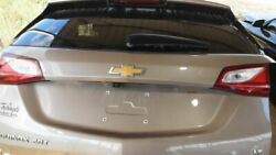 Trunk/hatch/tailgate With Privacy Tint Opt Ako Fits 18-19 Equinox Gold 4275664