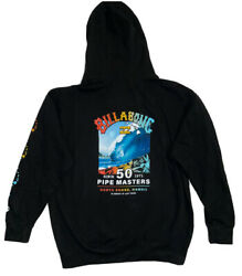 Billabong Pipe Masters Hoodie 50th In Memory Of Andy Irons X-large   Nwt