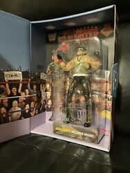 Sgt Slaughter Black Card Chase Wwe Ultimate Edition Mattel San Diego Comic Con
