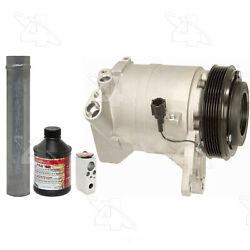 A/c Replacement Kit-complete A/c Kit Front 4 Seasons Fits 03-07 Nissan Murano