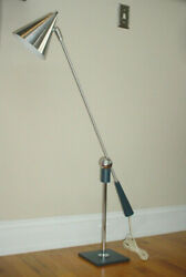 Large Table Lamp By Gilbert Watrous For Heifetz Lighting Company 1950s