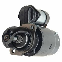 1108323 Delco Starter For Case-ih Tractor Models 424 444 2424 2444
