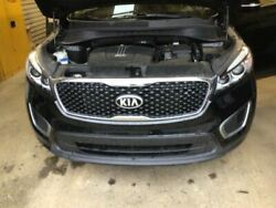 Front Bumper Two Piece Bumper With Fog Lamps Fits 16-18 Sorento 4262857