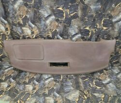 🔥94-96 Chevy Caprice Classic Impala Ss Upper Dash Pad Dashboard Cover Top Tan 3