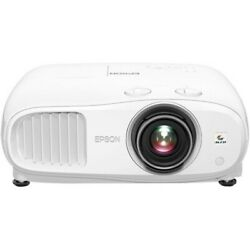 Epson Home Cinema 3800 3d Lcd Projector - 169 - 3840 X 2160 - Rear Front C...